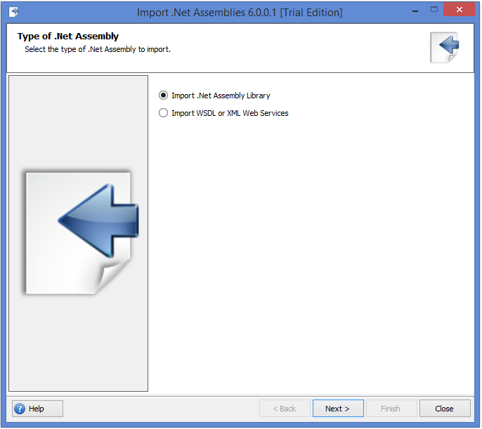 Click to view .Net DLL/WSDL Importer for Delphi 6.0.4.0 screenshot